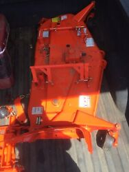 """New Oem Kubota Rc60-20 Mowing Deck 60"""" For L2050f Or L2050dt"""