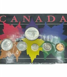 Canadaand039s Contennial Collection 1967 Proof Like 6 Coin Set