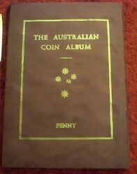 Hx-3 Au 1911-64 Coin Set Of 80 Pennies In Coin Album No 1930 Coin In Set