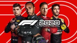 F1 2020 Pc Steam Key North America Us/canada Only