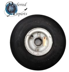 Used Nose Wheel For Cessna 310 320 421 With Good Goodyear Tire Pn C163010-0101