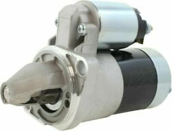 New Satoh S370 S370d S-370 Beaver Tractor Starter 12v/9tooth