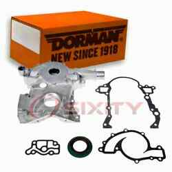 Dorman Engine Timing Cover For 1998-2005 Chevrolet Monte Carlo 3.8l V6 Valve By