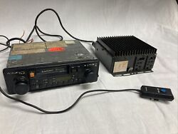 Blaupunkt Model No. Cr-3001 Cassette Radio With Amplifier And Remote Control