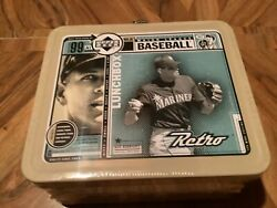 1999 Upper Deck Retro Mlb Fact Seal Lunchbox -24 Packs/look For Autograph Cards
