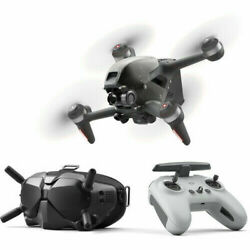 Dji Fpv Combo - First-person View Drone Uav Quadcopter With 4k Camera