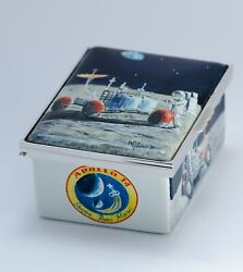 Elliot Hall Enamels - Project Apollo By Peter Graves 1/1 Ltd Edition