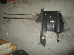 Johnson 112hp 2 Stroke Outboard Lower Unit With 25 Shaft
