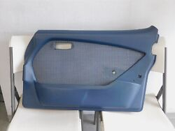 W116 450sel 450se 280sel 280se 300sd Door Panel Blue Front Right