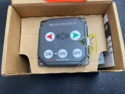 Imtra Sm8950g Side-power Touchpanel Thruster Control 12/24v 5 Wire