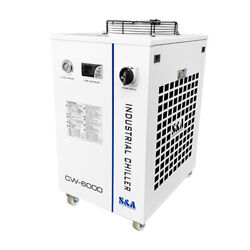 Sanda Cw6000 Co2 Laser Water Chiller For Laser Tube To Cooling 2 Years Warranty