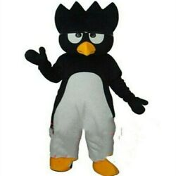 Black Bird Mascot Costume Suit Cosplay Party Game Animal Fancy Dress Outfits