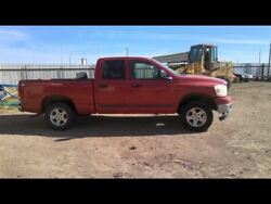 Fits 06-10 Dodge 3500 Pickup Driver Front Door Chassis Quad Cab Red 14115