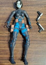 Marvel Legends Domino / Loose / Wal-mart Exclusive 2 Pack