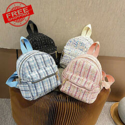 New Mini Backpack Designer Fashion Girls Soft Touch Stylish Ladies Shoulder Bags $29.99