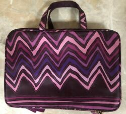 Sonia Kashuk™ Travel Organizer Cosmetic Large Bag Size 8in x 11in x 3 in $13.00