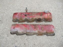 International Scout Valve Cover 304 345 392 Scout Ii Terra Travelall