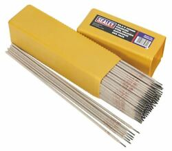 Sealey Wess5025 Welding Electrodes Stainless Steel �2.5 X 350mm 5kg Pack
