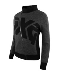 Pxg Womenand039s Bold Logo Windproof Down Jacket