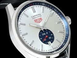Auth Tag Heuer Watch Carrera Wv5111.fc6350 Cal.6 Automatic Case 39mm F/s