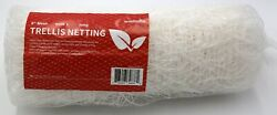 Trellis Netting 5and039x328and039 Plastic Plant Support Garden
