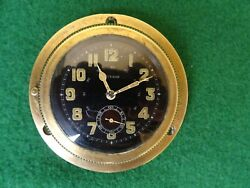 Ww2 Wwii Hungarian Botond Military Troop Carrier Vehicle Dashboard Clock