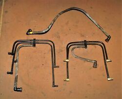 Evinrude 90 Hp Ficht Fuel Manifold Supply And Return Pn 5000203 Fits 1998-2006