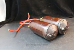 1930and039s Vintage Mallory Ignition Coils - 6v - Pair
