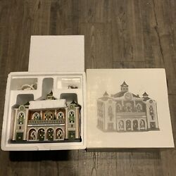 Dept. 56 Christmas In The City 58881 Grand Central Railway Stationw Box
