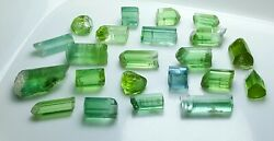 Top Quality Loop Clean And Eye Clean Facet Grade Tourmaline Crystals @jaba Mine