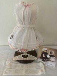 American Girl Pleasant Company Authentic 1991 Samantha's lacy whites $36.00