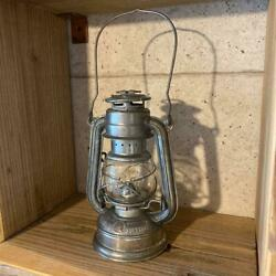 Feuerhand No.175 Initial Type Vintage Lantern 30and039s Antique Used
