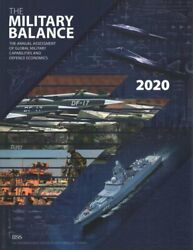 The Military Balance 2020 9780367466398   Brand New   Free Us Shipping