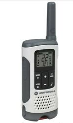 New--motorola Talkabout T260 Rechargeable Two-way Radios With Noaa Weather Alert