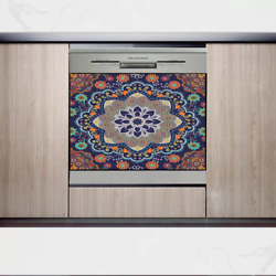 Dishwasher Cover,decorative Magnetic Door Cover,front Dishwasher Cover