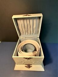 Antique 1884 Menand039s Meyrick Collar Seizers And Collar Studs In A The Original Box