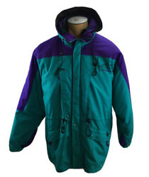 Lillehammer 1994 Bausch And Lomb Ski Jacket By Swingster Men's Size L
