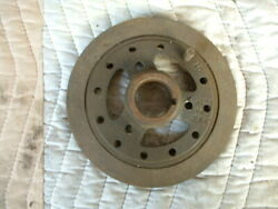 C4ae-6316-a 1 Groove Crank Pulley Ford 390 360 428