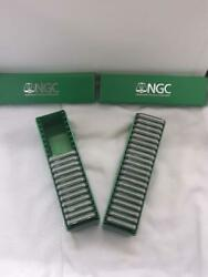 1986-2017 Ase Us Mint Sealed Green Box Ngc Ms69 32 Coins2 Sets Avail R748