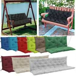 Replacement Cushion For Garden Swing Chair Bench Hammock Seat Backrest Pad Mat