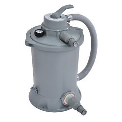 Jleisure Clean Plus 800 Gph Sand Filter Pump For Pools And Spas For Parts
