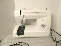 Vintage Singer 150th Anniversary Sewing Machine Model 3820 + Accessories