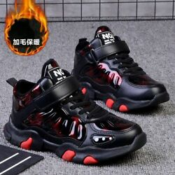 Kids Boys Casual Outdoor Running Shoes Comfortable Sneakers Waterproof Shoes