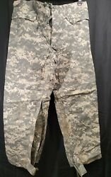 Orc Industries Improved Rainsuit Trousers Acu/ucp Medium Ranger Sf Army