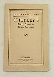 Vintage Publication Collections Pictures Stickleyand039s Early American Furniture