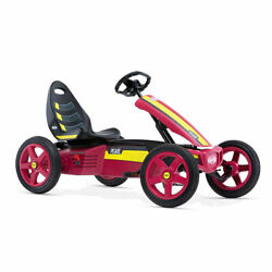 Berg Rally Pearl Toy Pedal Go Kart For Ages 4 To 12, Multicolored Open Box