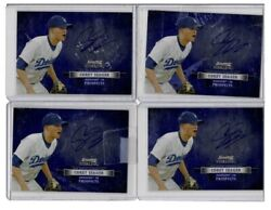 2012 Bowman Sterling Corey Seager Autos X7