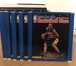 2009 Panini Stickers Lot Steph Curry James Harden Blake Rc Rookie Pack Lot New