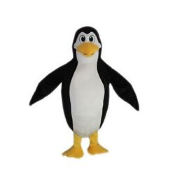 Penguin Mascot Costume Suits Cosplay Party Game Animal Fancy Dress Outfits