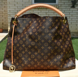 Authentic Louis Vuitton Artsy GM Monogram HTF In EXCELLENT Used Cond $1975.00